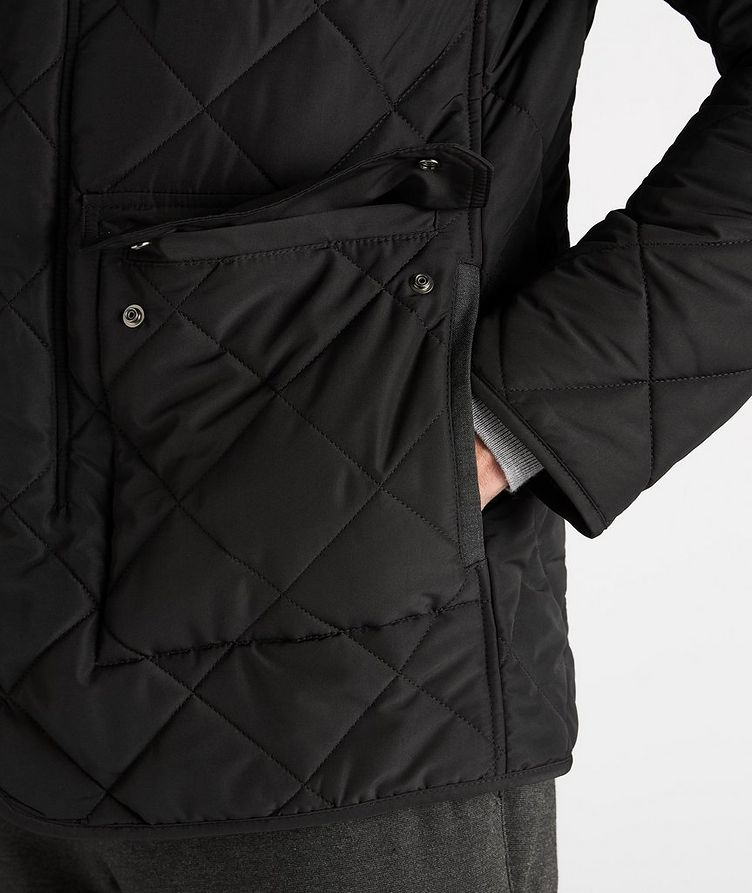 Technical Quilted Field Jacket image 4