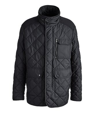 Paul & Shark Technical Quilted Field Jacket