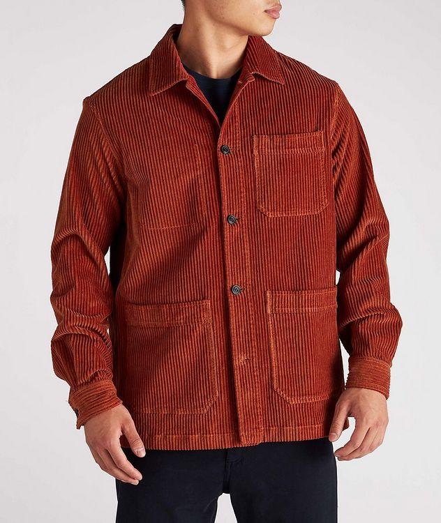 Corduroy Shirt Jacket picture 2