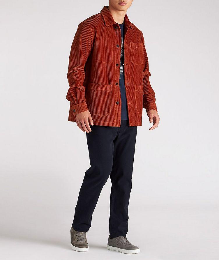 Corduroy Shirt Jacket image 4