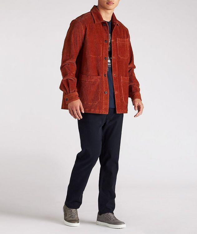 Corduroy Shirt Jacket picture 5