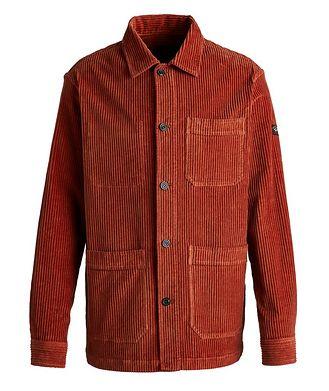 Paul & Shark Corduroy Shirt Jacket