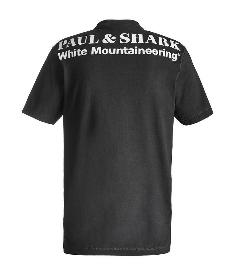 Printed Logo Cotton T-Shirt image 1