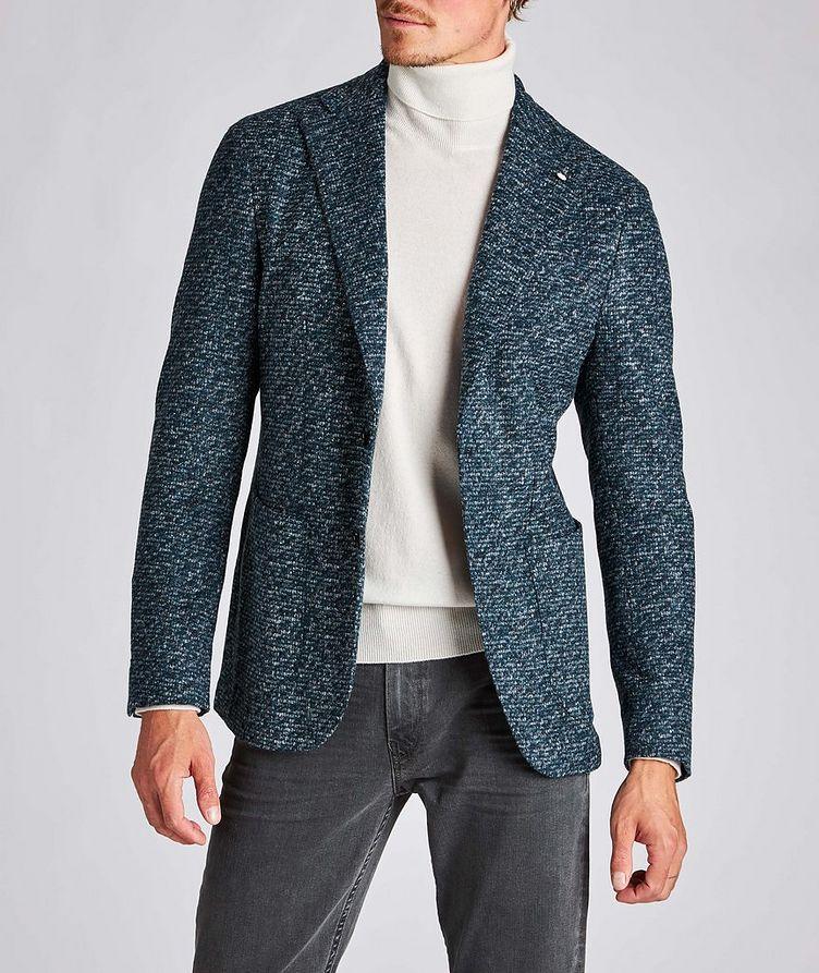 Soft Boucle Tweed Sports Jacket image 2