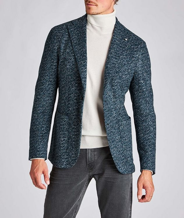 Soft Boucle Tweed Sports Jacket picture 3