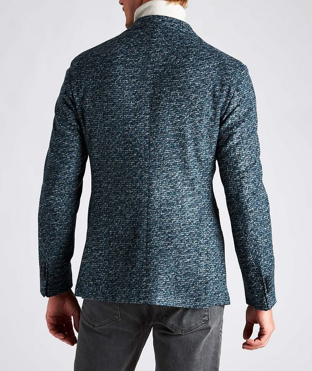 Soft Boucle Tweed Sports Jacket picture 4