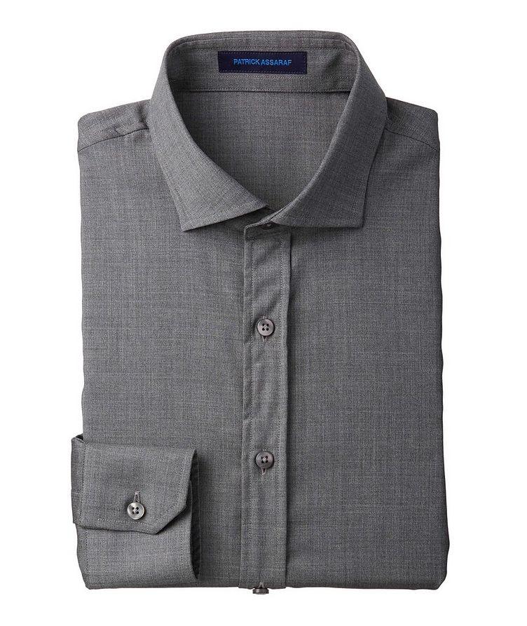 Wool Sports Shirt image 0