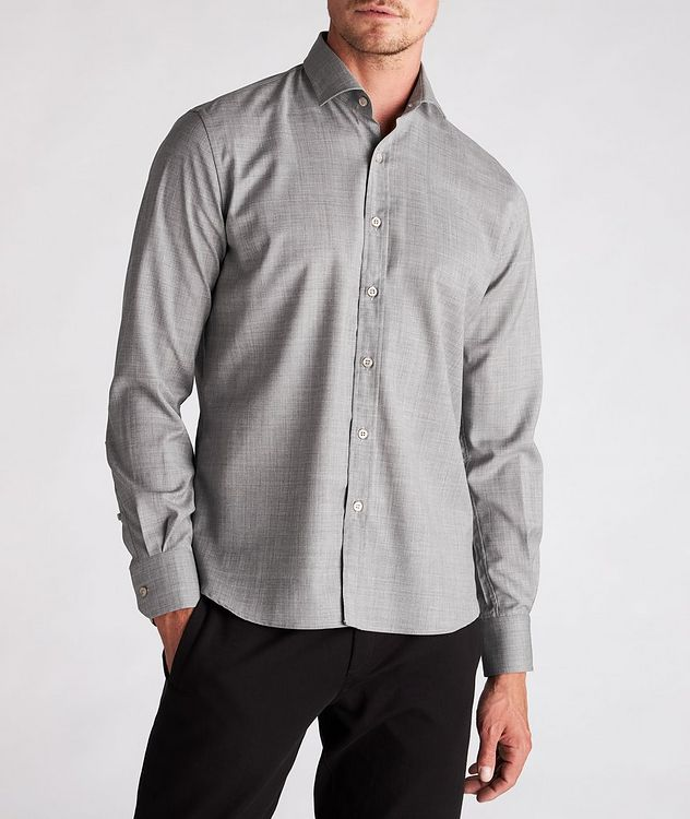 Wool Sports Shirt picture 2
