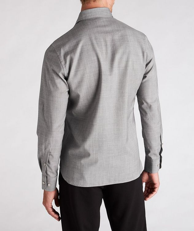 Wool Sports Shirt picture 3