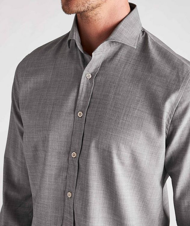 Wool Sports Shirt picture 4