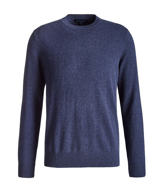 Wool-Cashmere Knit Sweater picture 1