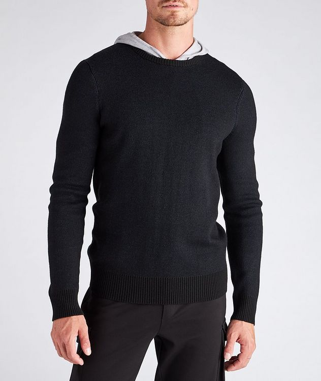 Mélange Wool Sweater picture 2