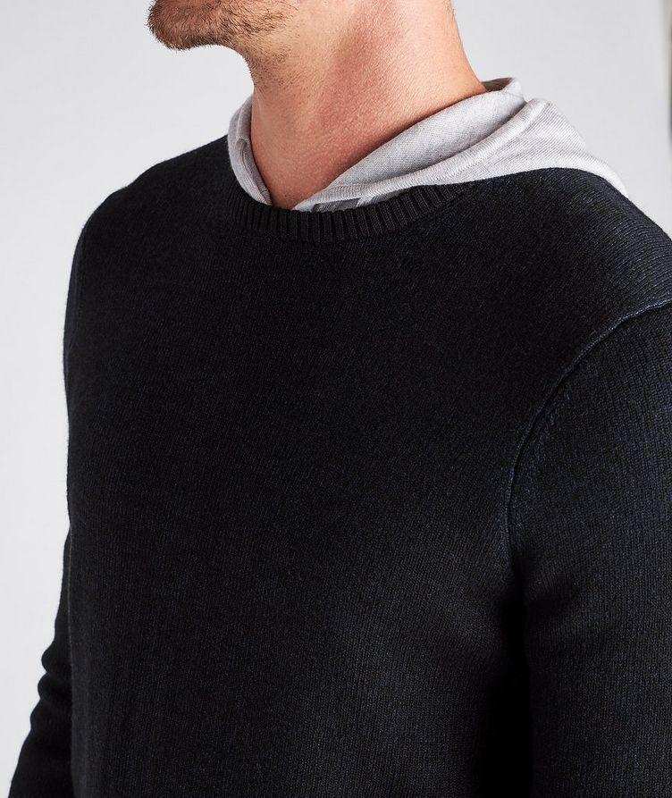 Mélange Wool Sweater image 3
