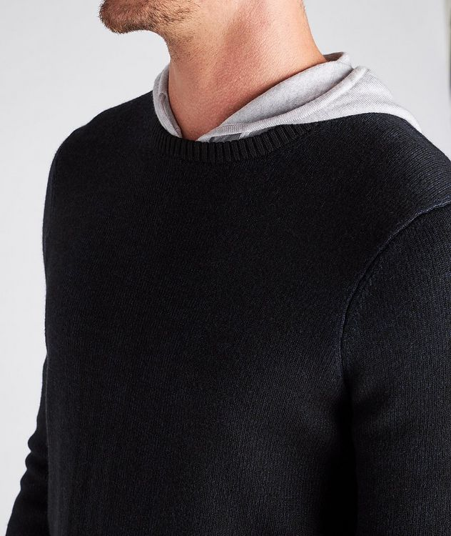 Mélange Wool Sweater picture 4