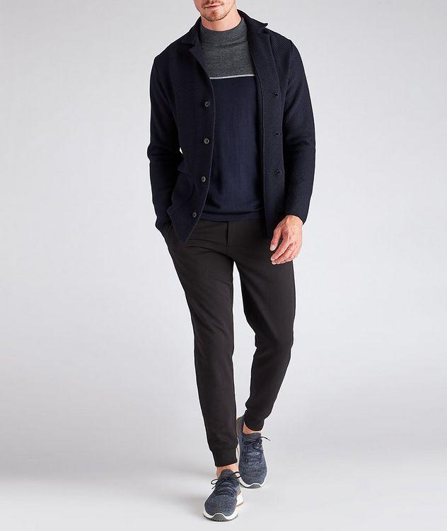 Merino Wool Mock Neck Sweater picture 5