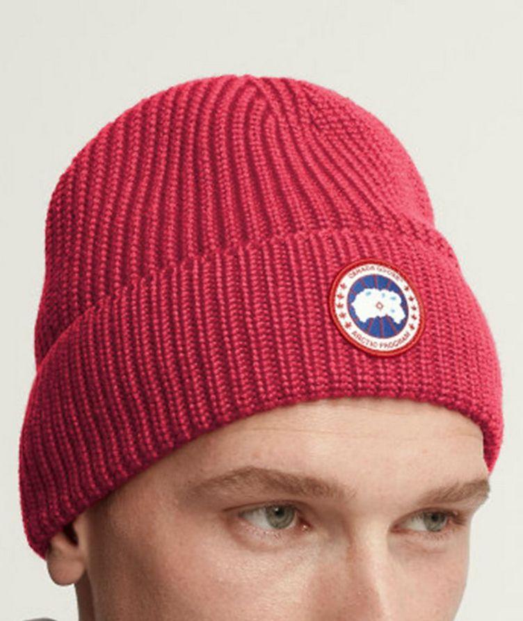 Arctic Disc Rib Wool Toque image 1