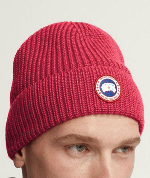 Arctic Disc Rib Wool Toque picture 2