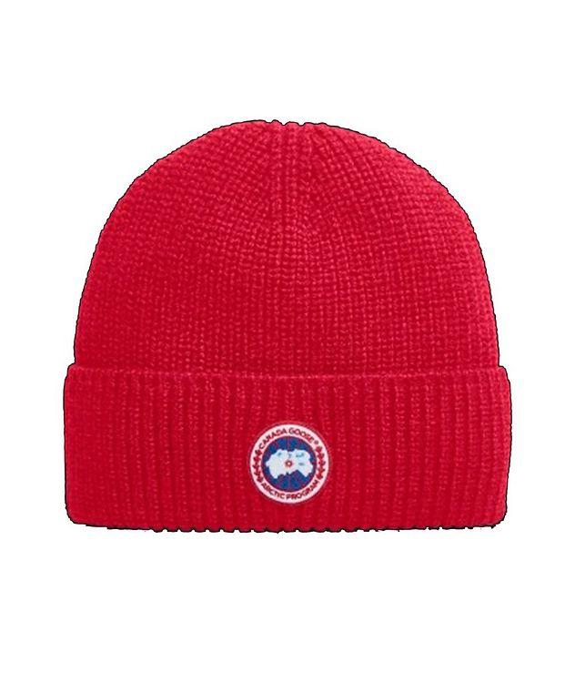 Arctic Disc Rib Wool Toque picture 1