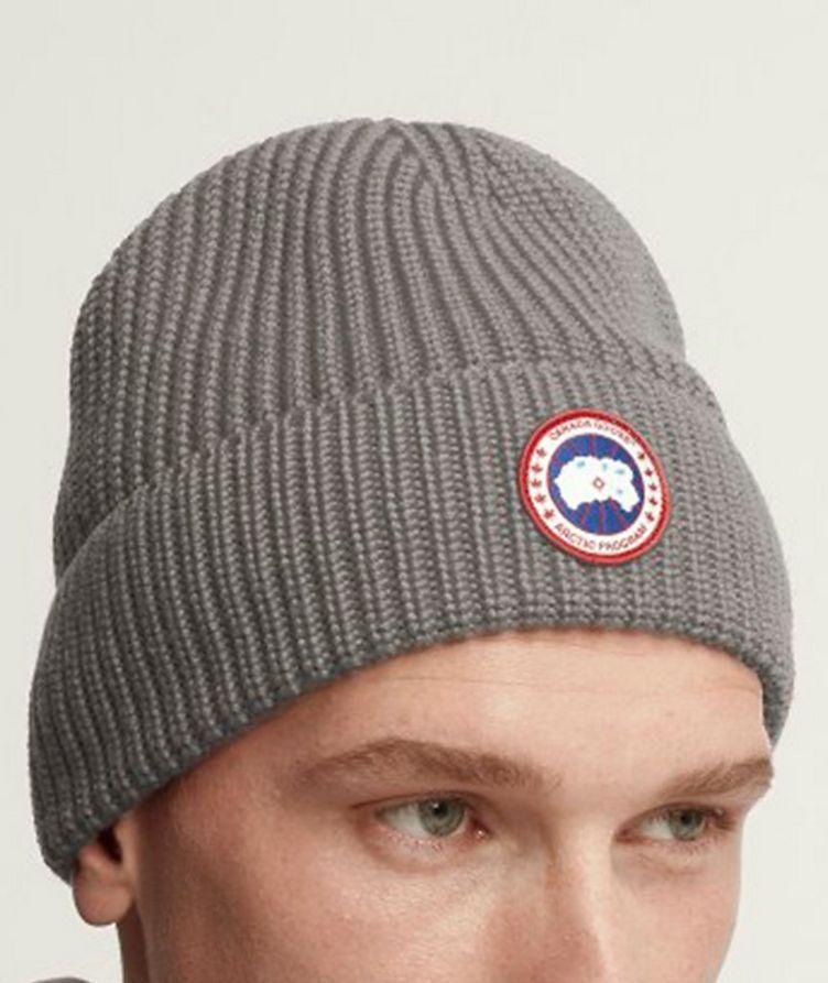 Arctic Disc Rib Wool Toque image 2