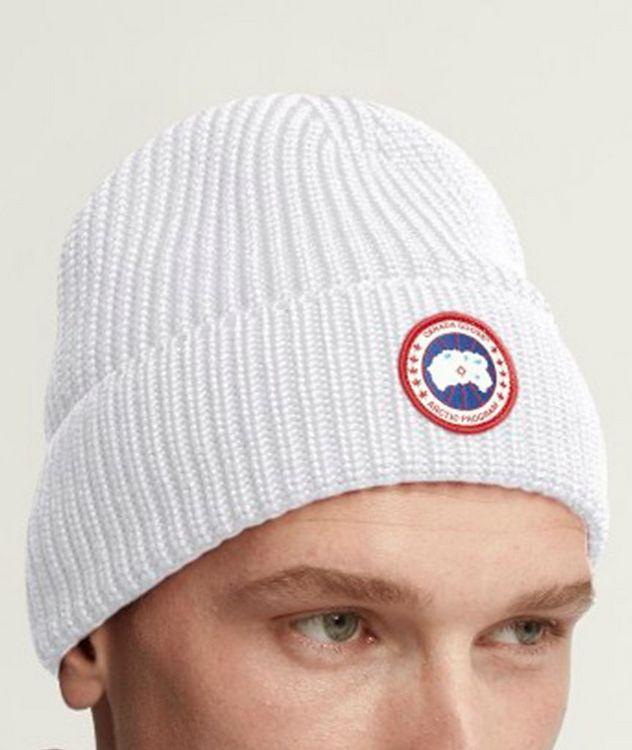 Arctic Disc Rib Wool Toque picture 3