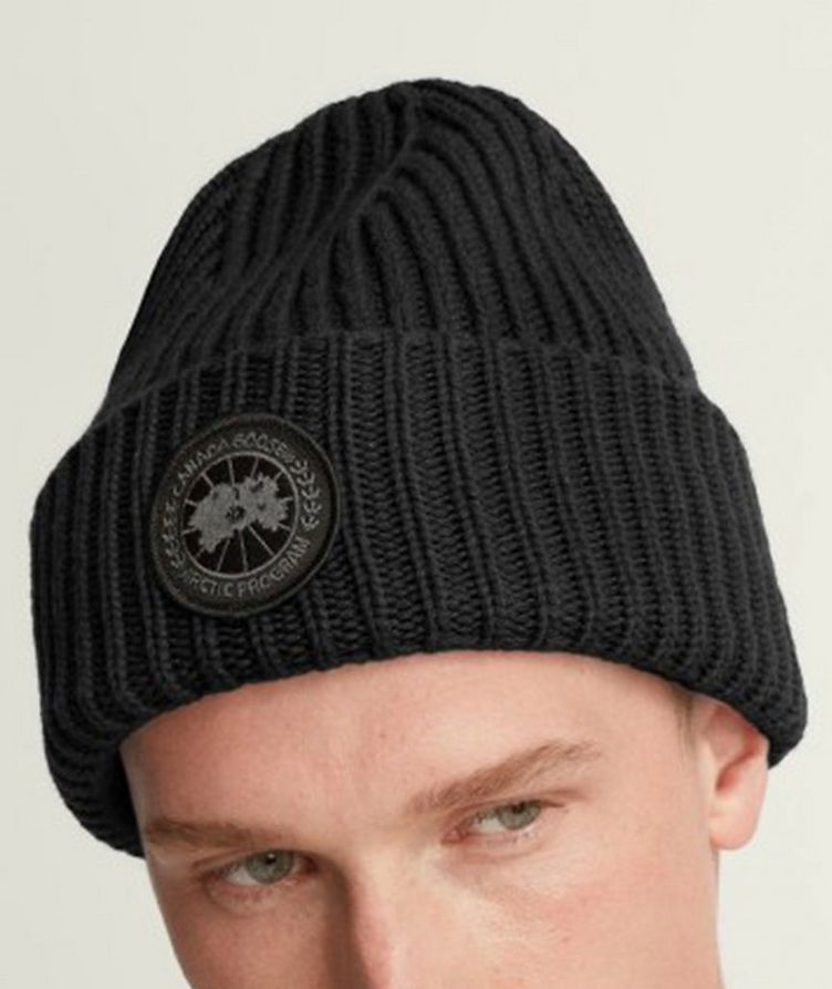 Thermal Cashmere-Wool Toque image 1