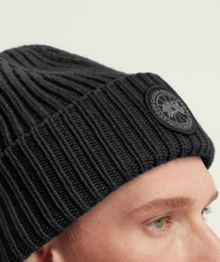 Thermal Cashmere-Wool Toque image 2