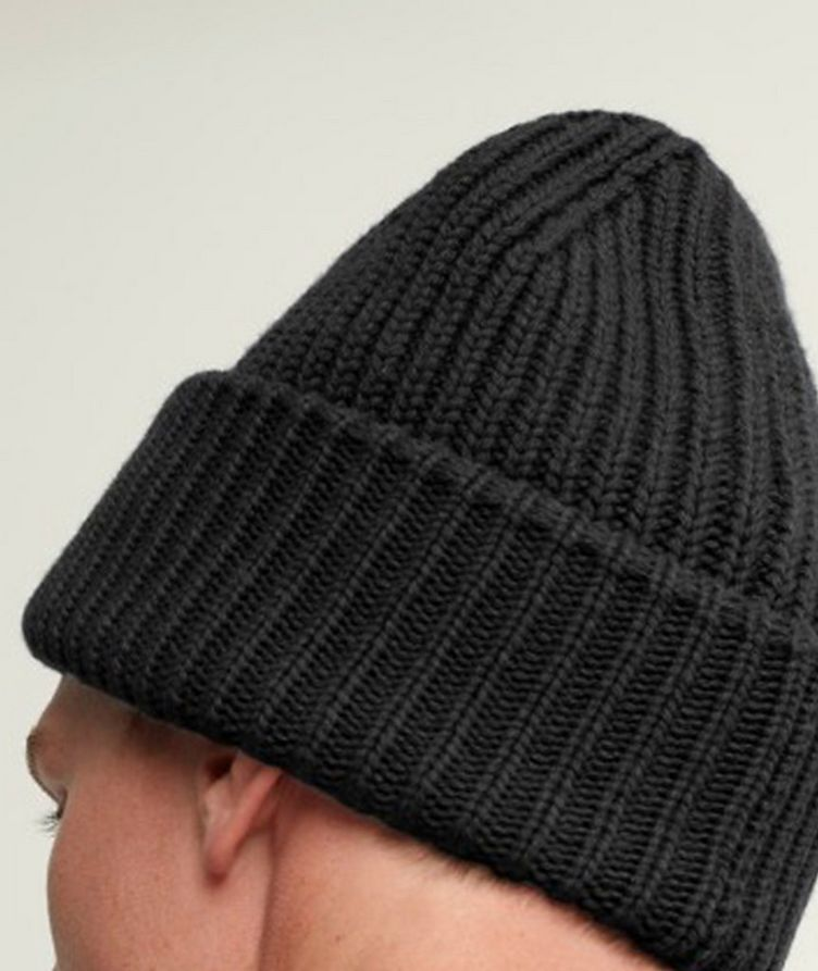 Thermal Cashmere-Wool Toque image 3