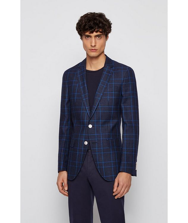 Hartlay2 Checkered Sports Jacket picture 2