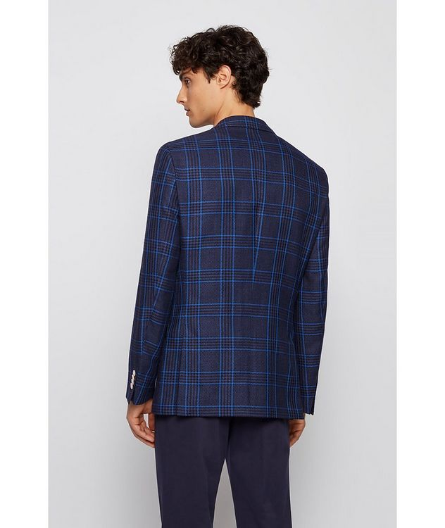 Hartlay2 Checkered Sports Jacket picture 3