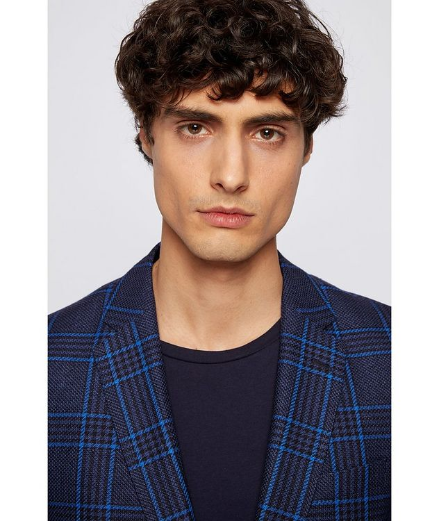 Hartlay2 Checkered Sports Jacket picture 4