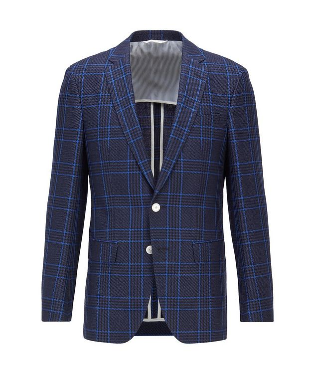 Hartlay2 Checkered Sports Jacket picture 1