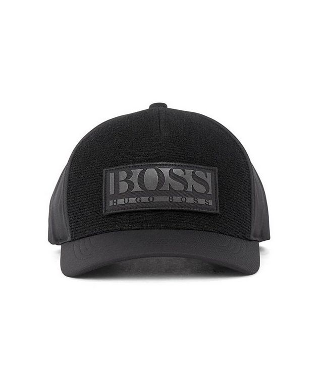 Badges Stretch Twill Cap picture 4