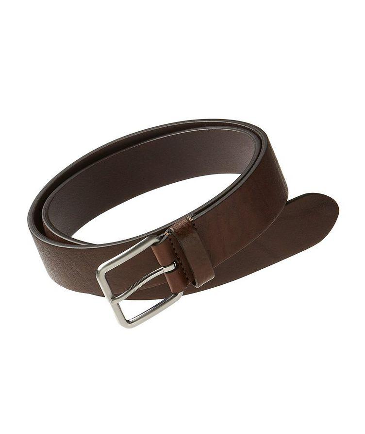 Soft Leather Belt image 0