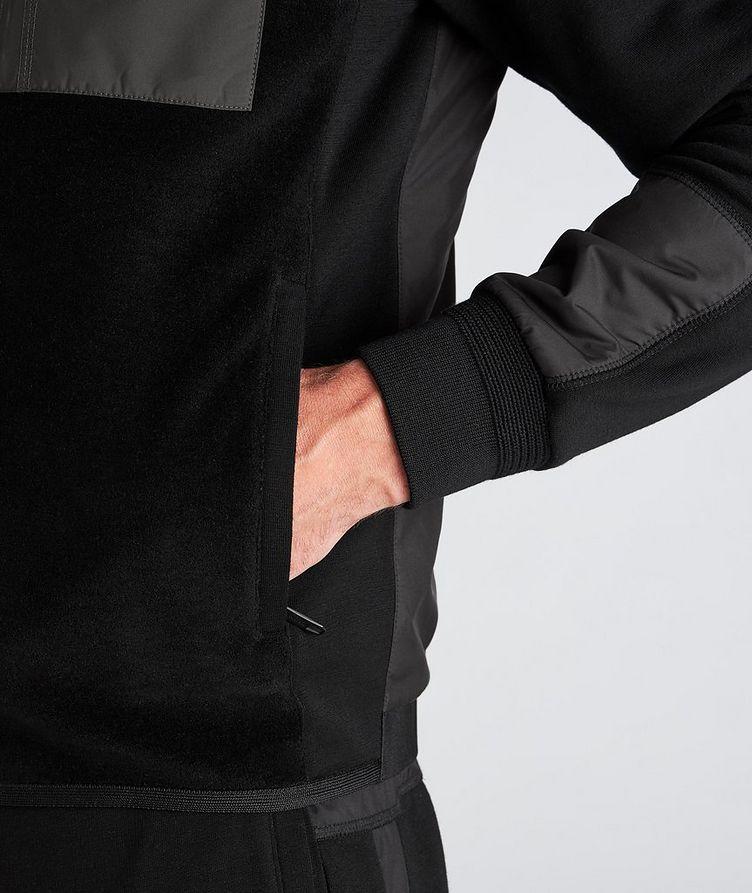 Blouson en laine Techmerino et nylon image 4