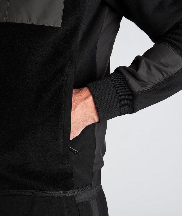 Blouson en laine Techmerino et nylon picture 5