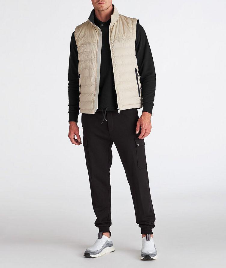 Recycled Cotton Polo Sweatshirt image 5