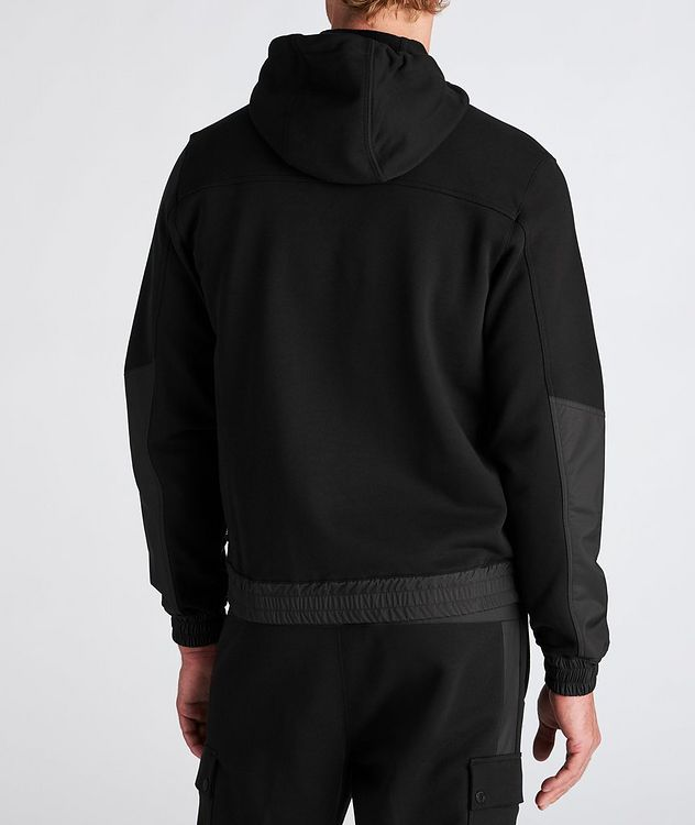 Cotton and Nylon Track Jacket picture 3