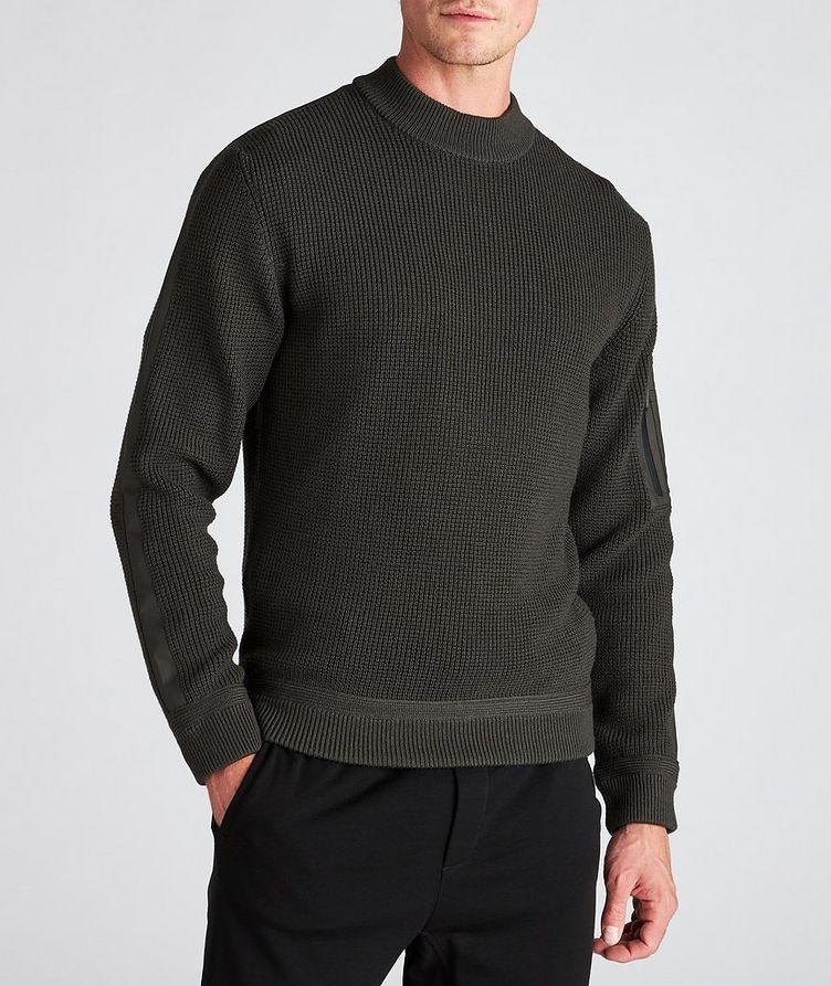 Techmerino Knit Wool Sweater image 1
