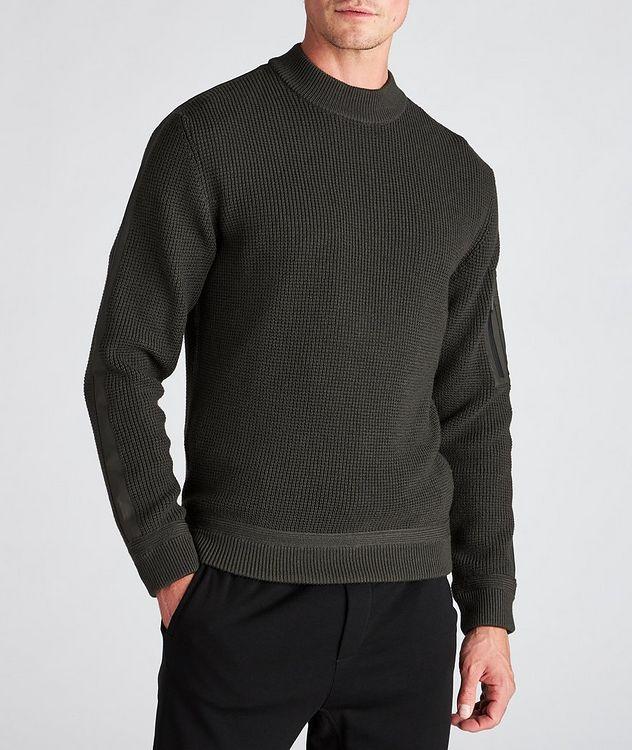 Techmerino Knit Wool Sweater picture 2