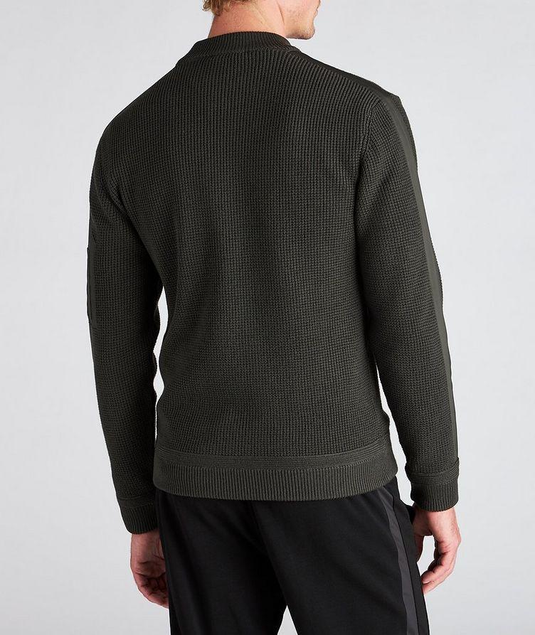 Techmerino Knit Wool Sweater image 2