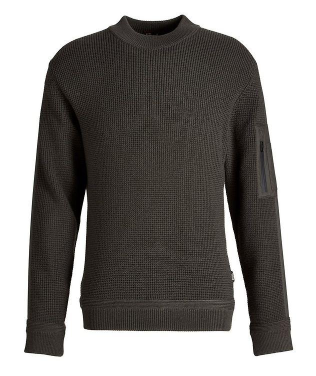 Techmerino Knit Wool Sweater picture 1