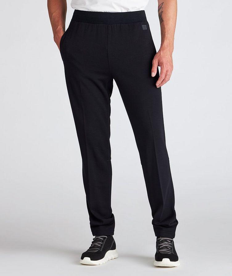Pantalon sport en laine Techmerino image 1