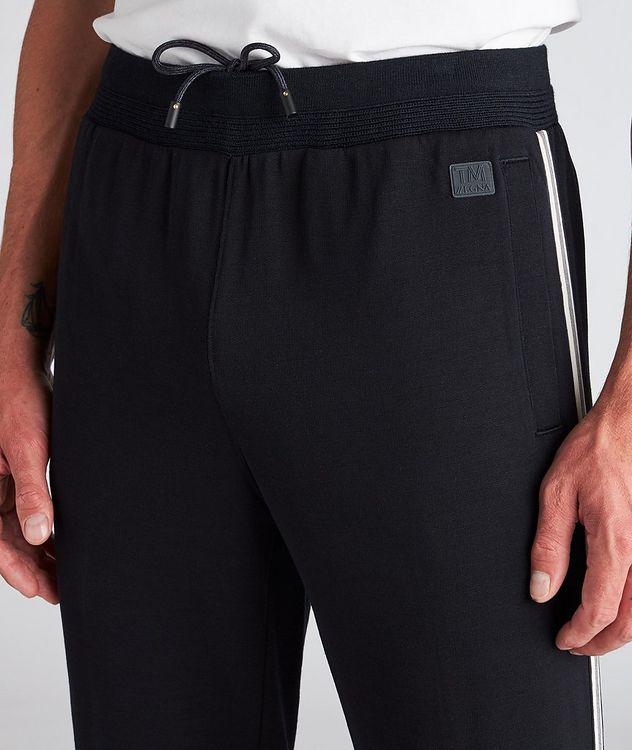 Pantalon sport en laine Techmerino picture 4