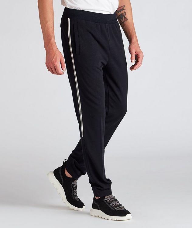 Pantalon sport en laine Techmerino picture 5