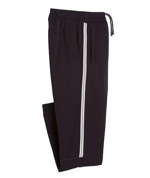 Z Zegna Techmerino Terry Wool Track Pants