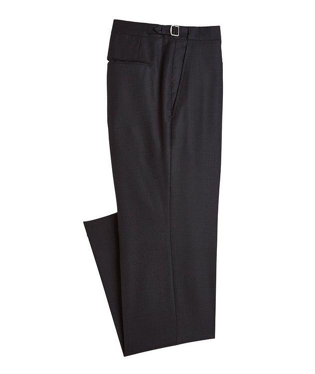 City Achillfarm Wool-Silk Dress Pants picture 1