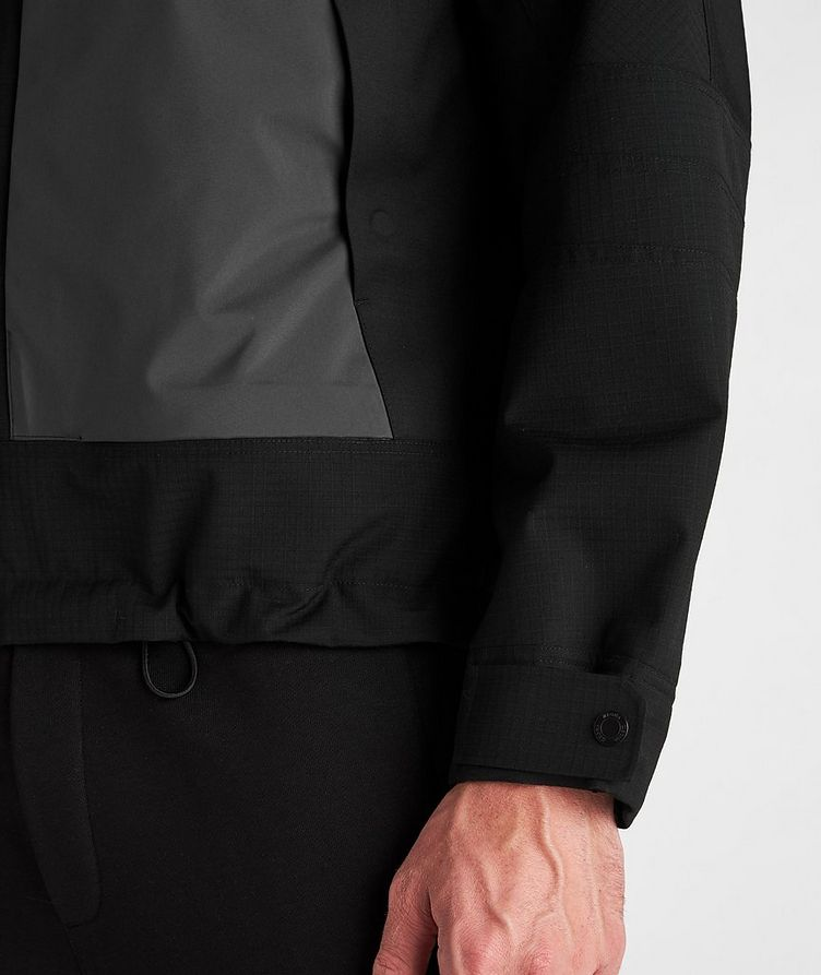 Techmerino Wool Ripstop Jacket image 5