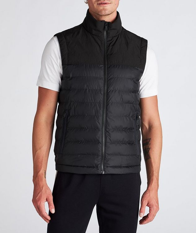 Eco Nylon Quilted Vest picture 2