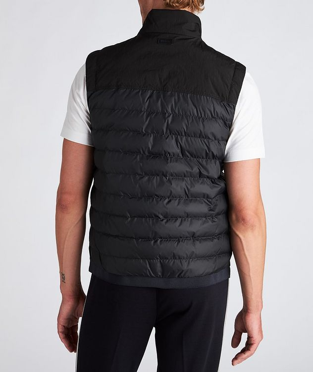 Eco Nylon Quilted Vest picture 3