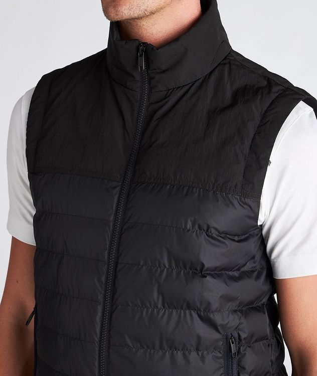 Eco Nylon Quilted Vest picture 4